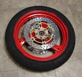 Used Katana Wheel for sale