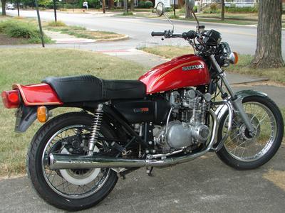 GS750A (rare, super nice)