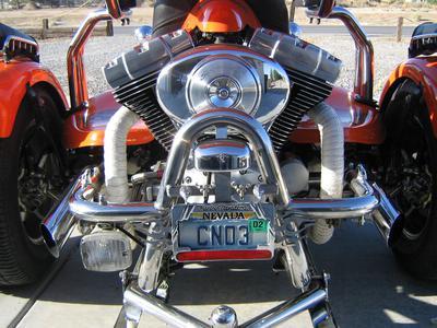 Harley Davidson Rewaco Trike Model HS6 engine