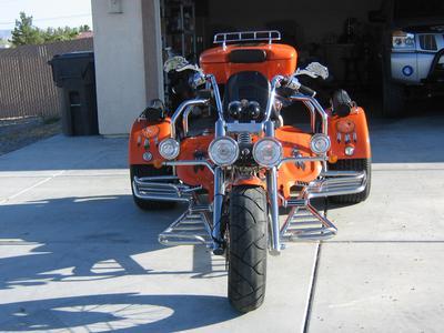 Harley Davidson Rewaco Trike Model HS6 trike motorcycle