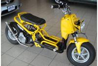 Custom 2003 HONDA RUCKUS YOSHIMuRA EXHAUST