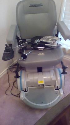 Used Hoveround Power Chair Scooter for Sale