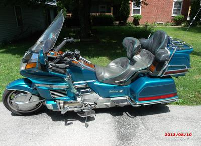 1992 Goldwing Interstate for Sale by Owner