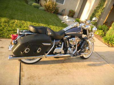 Harley Davidson Road King Classic 100 Anniversary Motorcycle