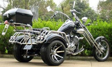road warrior trike chopper for sale sharp motorcycle w three wheels. Black Bedroom Furniture Sets. Home Design Ideas
