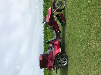 2002 Roadhawk VW Trike Motorcycle for sale by owner in MN USA