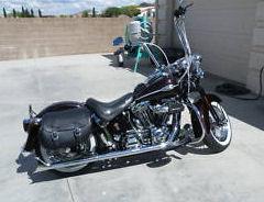 2005 Harley Davidson Springer Softail FLSTS