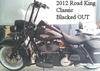 2012 Harley Davidson FLHRC Road King Classic Blacked out