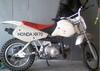 CR  HONDA XR70 DIRT BIKE (this photo is for example only; please contact seller for pics of the actual motorcycle for sale in this classified)
