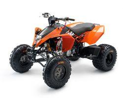 2008 KTM XC 450 ATV