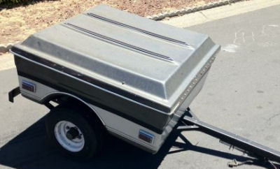 Honda Goldwing Motorcycle Cargo Trailer or Small Car