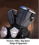 Victory OEM Big Bore 92 100CI Stage II Kit black engine motor