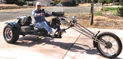 Craigslist Fresno Madera >> VW Trike for Sale - Shoot Me Your Best Offer