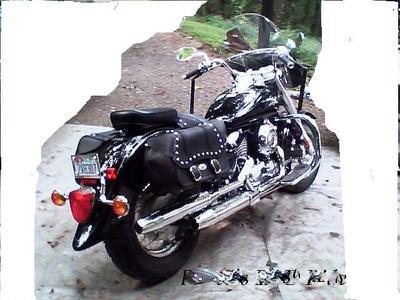 Yamaha 650 V-Star Classic (this photo is for example only; please contact seller for pics of the actual motorcycle for sale in this classified)