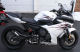 2009 Yamaha FZ6 white