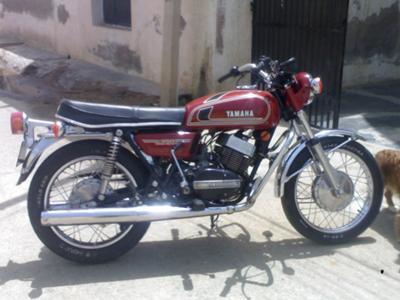 1989 yamaha rd 350