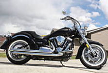 yamaha roadstar 2005 custom