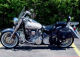 silver metallic 2006 YAMAHA ROADSTAR 1700 XVS1700 motorcycle custom