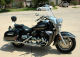 Raven Black Gray 200 Yamaha Royal Star tour deluxe motorcycle