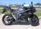 2007 charcoal gray black yamaha yzf r1 motorcycle custom