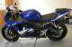 2005 Yamaha YZF R6 blue